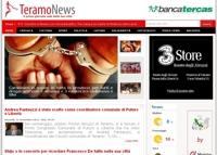 Teramonews.com sviluppato dal Team dell' Informatico Agenzia Web a Teramo